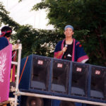 YOSAKOIソーラン祭り2000にて