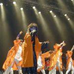Zepp Sapporoにて
